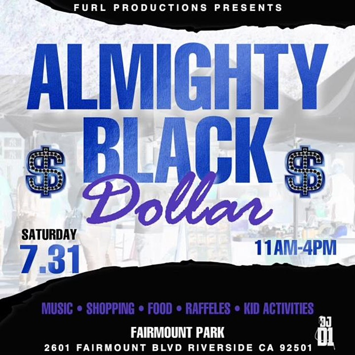 Almighty Black Dollar Pop Up image