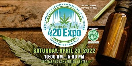 Niagara Falls 420 Expo 2022 tickets