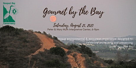 Gourmet by the Bay tickets