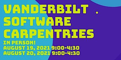 Software Carpentris: R/RStudio tickets