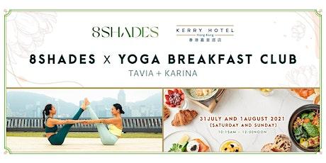 8Shades x Yoga Breakfast Club tickets