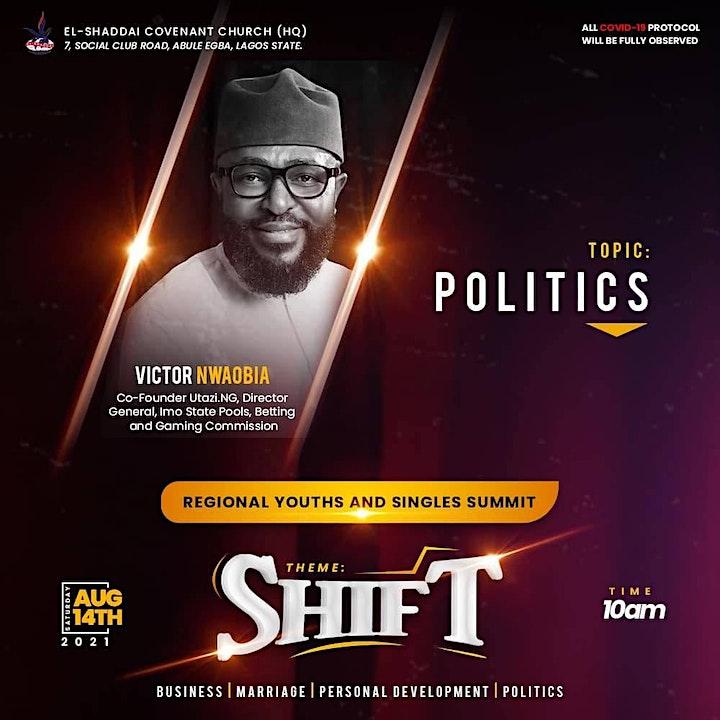 El-Shaddai Lagos Region Youth Summit image