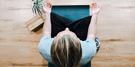 Meditation Foundations + Guided Practice to Relieve Stress tickets