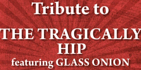Glass Onion: A T-Hip Tribute Show @ The Depot (21+) tickets