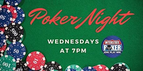 Poker Night tickets