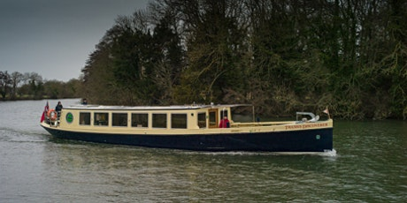 Thames Cruise aboard 'The Discoverer' as part of Thames Tidefest tickets