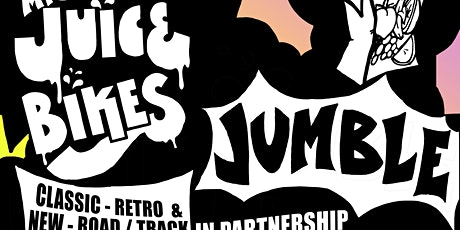 Juice Bikes Jumble In Partnership with Mind In Haringey tickets