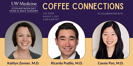 Coffee Connections - A Q&A Event with UW OTO-HNS Residents tickets