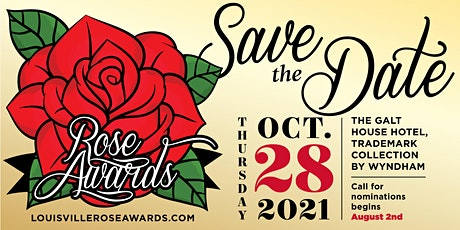 2021 Louisville Tourism Annual Celebration & ROSE Awards tickets