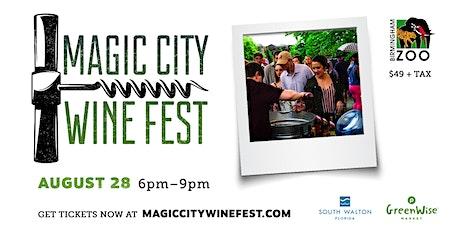 Magic City Wine Fest tickets
