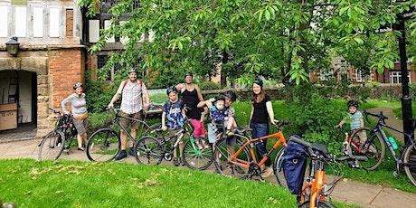 Heritage Week - Family Friendly Led Bike Ride - Cadbury Route tickets