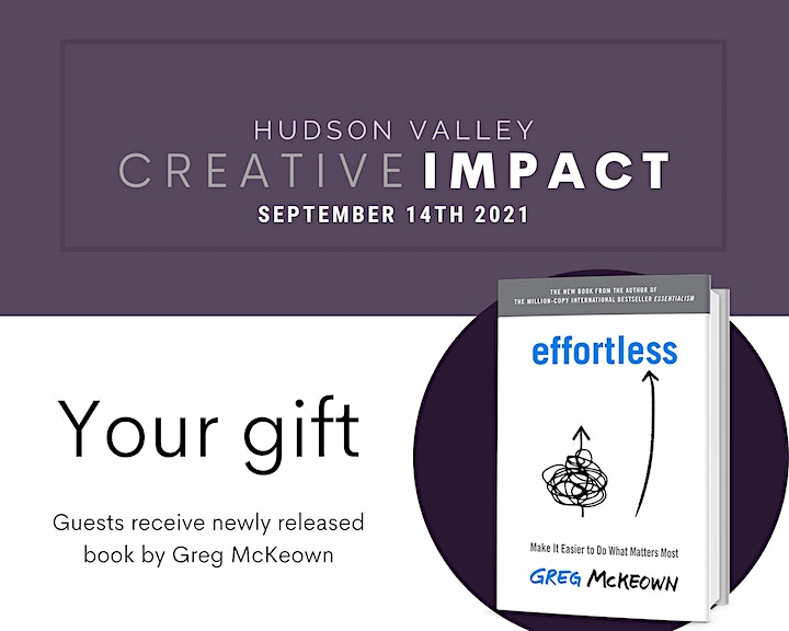 Hudson Valley Creative Impact - Resilience image