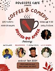 Coffee & Comedy tickets