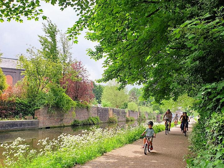 Heritage Week - Family Friendly Led Bike Ride - Cadbury Route image