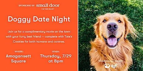 Doggy Date Night tickets