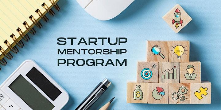 Startups Mentorship Event image