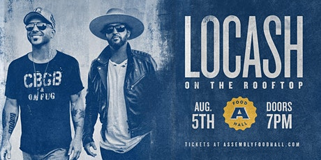 LoCash on the Rooftop @ Assembly Hall tickets
