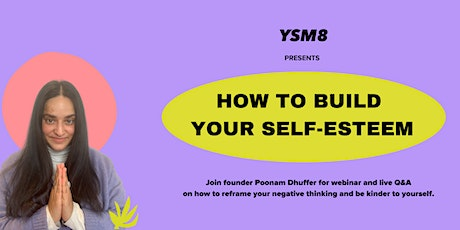How To Build Your Self-Esteem tickets
