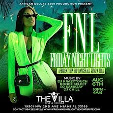 Friday Night Lights tickets