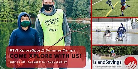 XploreSportZ 2021 Summer Camp | August 9-13, 2021 tickets