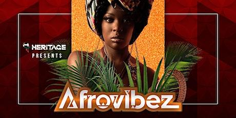 AFROVIBEZ Milwaukee's Biggest AfroBeats Experience tickets