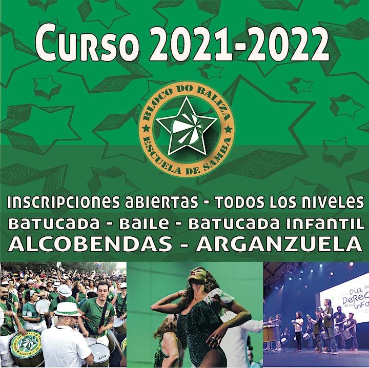Imagen de Nuevo curso de Batucada y Samba en Bloco do Baliza