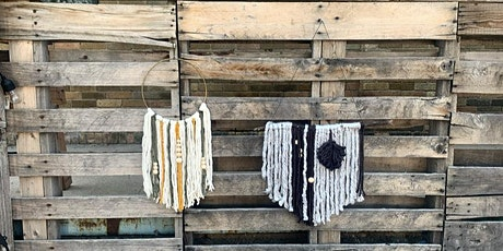 Craft Saturday - Yarn Wall Art tickets