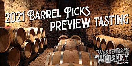 Barrel Picks Preview - Whiskey Tasting tickets