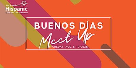Buenos Dias Meet Up at Gaspachos! tickets