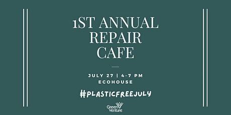 Repair Cafe - Small Electronics Repairs tickets