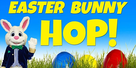 Easter Bunny HOP! & Pictures with Easter Bunny in Chicago Mar 12-Apr 16 tickets