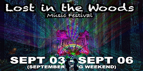 Lost in the Woods Music Festival tickets
