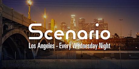 Scenario  - Huey Briss & Nikobeats, Kenny Segal, Saya tickets