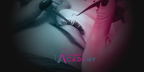 Eyelash Extension Live Course Online via Zoom tickets