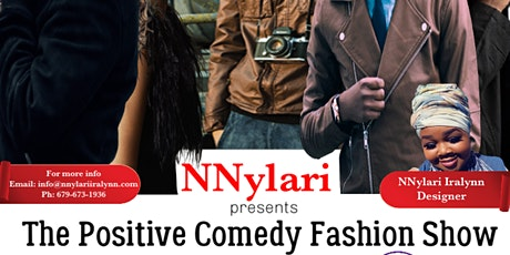 The Comedy Fashion Show tickets