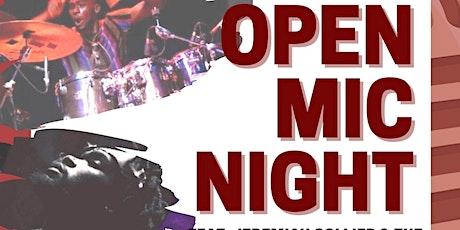 Open Mic on the 75th Street Boardwalk tickets