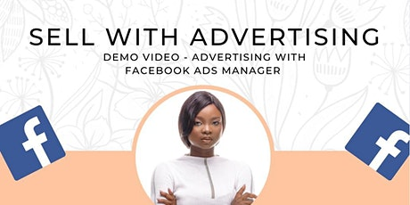 Live Demo on Effective Advertising with Facebook Ads Manager tickets