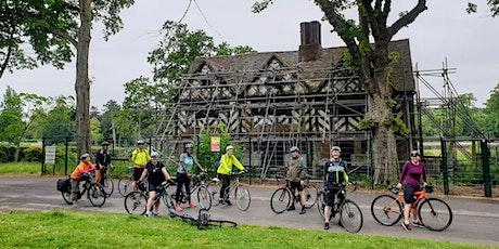 Heritage Week - Led Bike Ride - Tolkien Route tickets