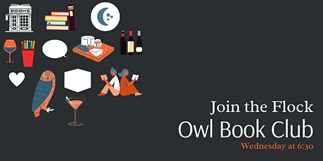 Lark & Owl Booksellers: Second Chance Book Club for Owls tickets