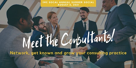 IMC SoCal Annual Summer Social tickets