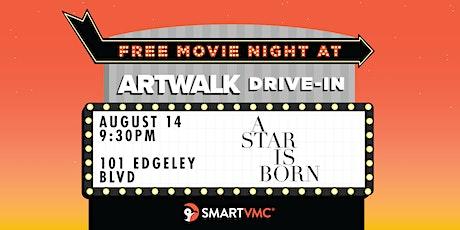 ArtWalk Drive-In : A Star is Born tickets