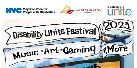 2021 Disability Unite Festival - VIRTUAL tickets