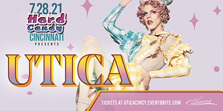 Hard Candy Cincinnati with Utica tickets
