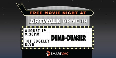 ArtWalk Drive-In : Dumb and Dumber tickets