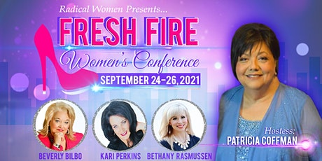 Fresh Fire Women's Conference tickets