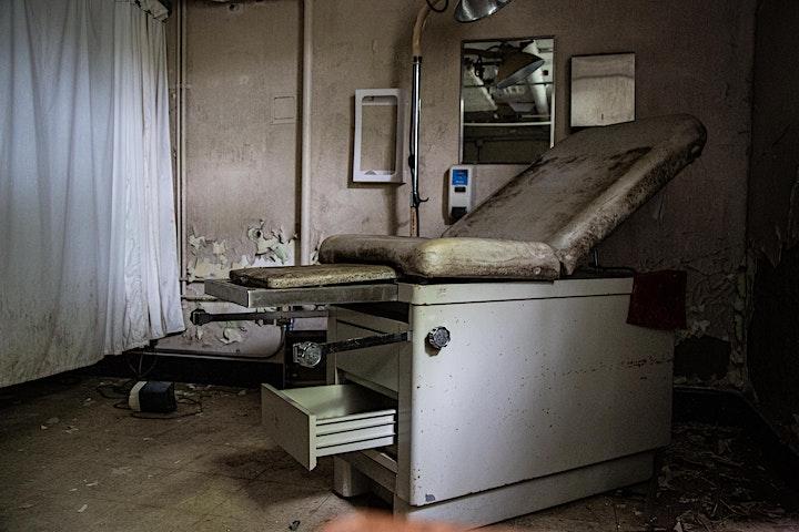 Cresson Sanatorium & Former State Prison Ghost Hunt image