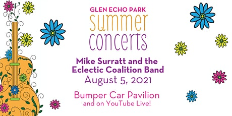 Summer Concerts: Mike Surratt and the Eclectic Coalition Band tickets