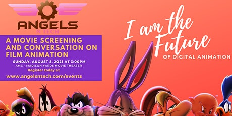 A Movie Screening and Conversation on Digital Animation tickets
