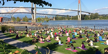 Yoga by the River, August 4th - Beginners Flow tickets