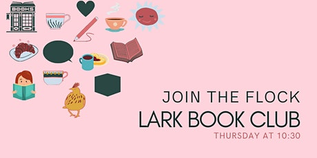 Lark & Owl Booksellers: Second Chance Book Club for Larks tickets